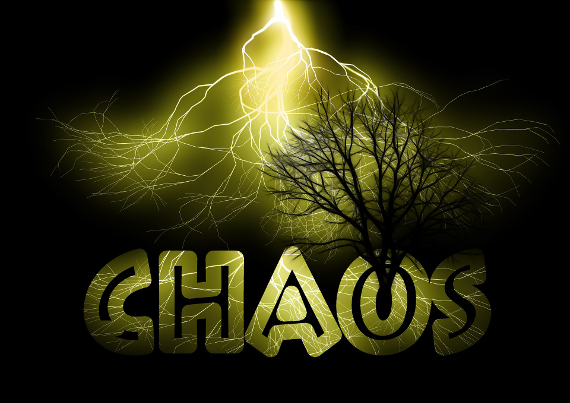 Chaos: three observations about change from the workplace trenches