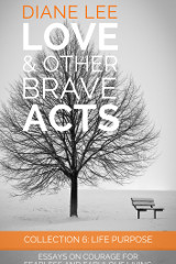 Collection 6: Life Purpose - Love & Other Brave Acts Book