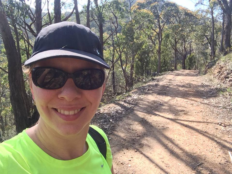 This month's Running With Sisters interview is with trail runner Rebekah Stevens.