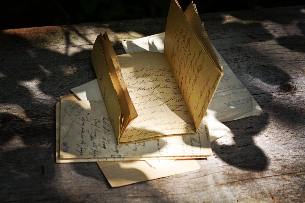 Dear John letter - Diane Lee