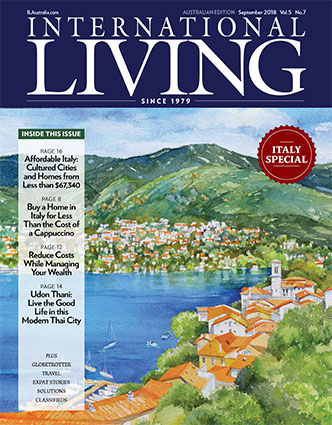 International Living Australia - February 2019 (Interview)